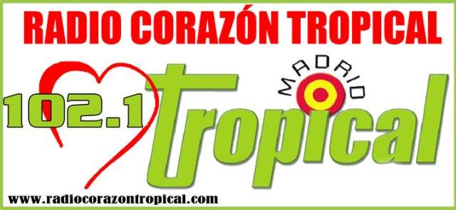 Radio Corazón Tropical Madrid