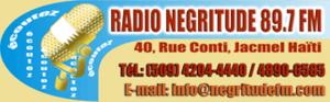 Radio Negritude 89.7 FM Haiti
