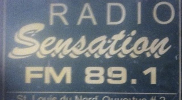 Radio Sensation FM 89.1 Haiti