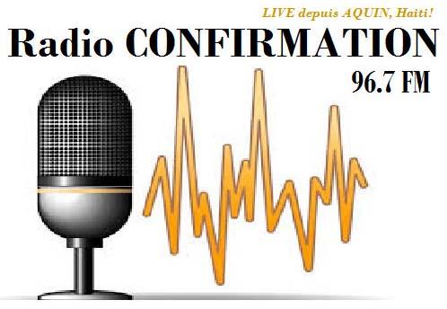 Radio Confirmation Haiti