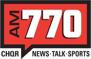 News Talk 770 AM  Calgary, AB