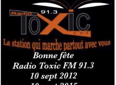 Radio Toxic FM Haiti