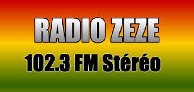 Radio Zeze 102.3 FM Gonaïves, Haiti