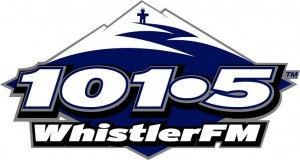 Whistler 101.5 FM British Columbia