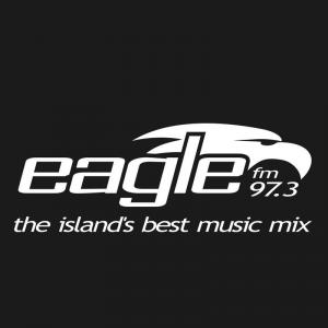 CKLR-FM 97.3 the Eagle FM Courtenay