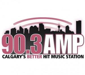 90.3 AMP Radio Calgary, AB - CKMP-FM