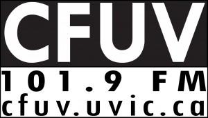 CFUV 101.9 FM Victoria, BC