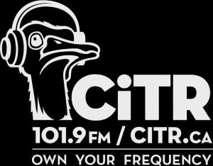 CiTR FM 101.9 British Columbia