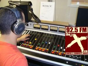 92.5 FM CFBX The X British Columbia