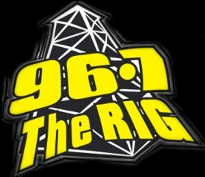 CFXW-FM | The Rig 96.7