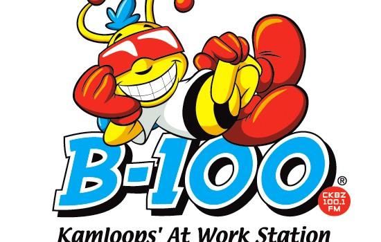 B-100 Kamloops CKBZ Kamloops 100.1