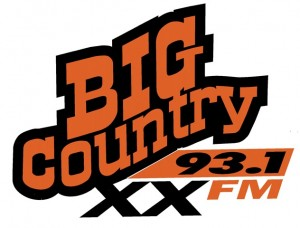 Big Country 93.1 FM - CJXX-FM Alberta