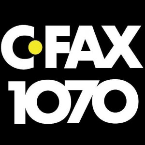 CFAX 1070 AM British Columbia