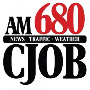 CJOB 680 AM Manitoba