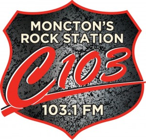 C103 CJMO Moncton, NB, Canada