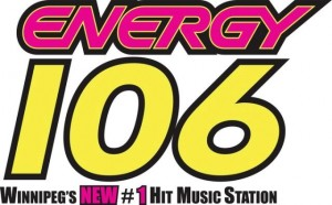 Energy 106.1 FM - CHWE-FM Manitoba