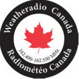 Weather Radio Canada 162.550 (MHz) VHF Winnipeg, MB