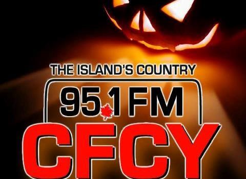 CFCY-FM 95.1 Charlottetown, PEI