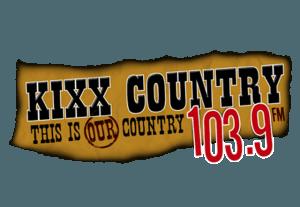 103.9 Kixx Country - CHVO-FM
