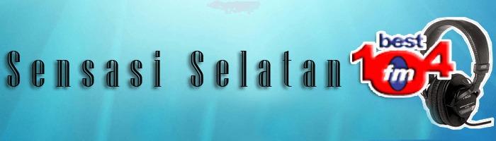 Listen Best 104 FM Radio Online| Live Best 104FM Sensasi Selatan