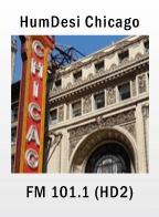 Hum Desi radio Chicago