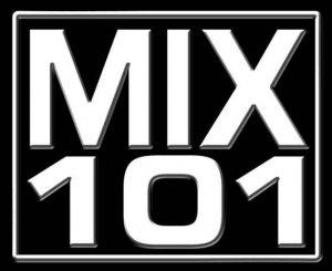 Mix 101.5 FM - CHQX-FM