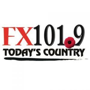 FX101.9 FM Nova Scotia - CHFX-FM