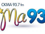 CKMA 93.7 FM