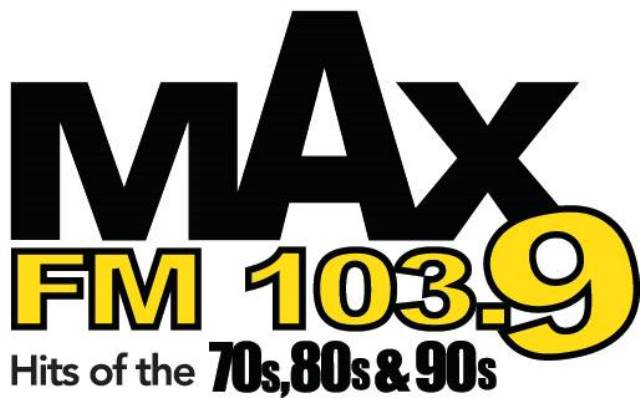 Max FM 103.9 Moncton, New Brunswick