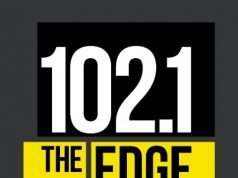 CFNY-FM Ontario - 102.1 The Edge Toronto