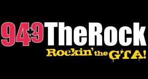 CKGE-FM Ontario - Rock 94.9 FM