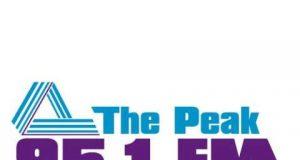 CKCB-FM Ontario - 95.1 The Peak FM