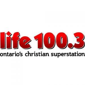 Life 100.3 FM - CJLF-FM Ontario