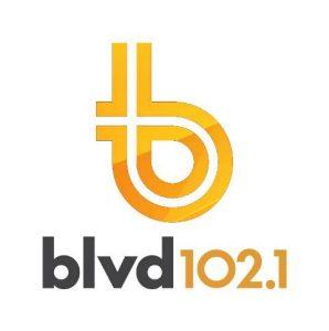 Blvd 102.1 FM - CFEL-FM Quebec