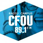CFOU 89.1 FM Québec - CFOU-FM Quebec - La radio campus de Trois-Rivières, Québec
