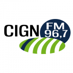 96,7 CIGN FM - CIGN 96.7 FM Sherbrooke, Québec
