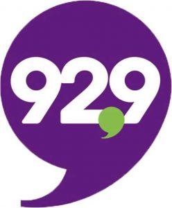 CFUT 92.9 Center-de-la-Mauricie, Québec - CFUT-FM