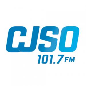 Radio CJSO 101.7 FM Sorel-Tracy, Quebec