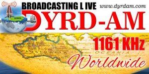 1161 DYRD AM Philippines - DYRD-AM Tagbilaran City