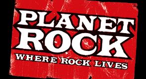 Planet Rock Radio Logo