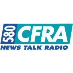 CFRA-AM - CFRA 580 AM Ontario