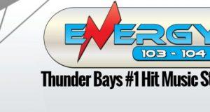 Energy 103-104 Ontario - CFQK-FM - Energy 104.5 FM - 103.5 The Thunder