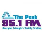 95.1 The Peak FM