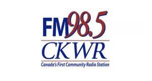 CKWR-FM Ontario - Canada's First Community Radio