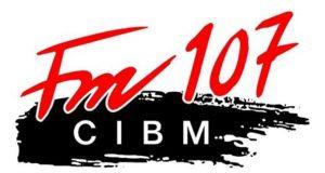 CIBM-FM - CIBM 107 Quebec