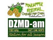 DZMD 1161 AM